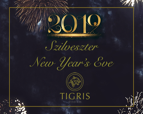 New Year's Eve at the Tigris restaurant